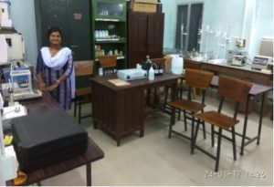 water geochemistry lab
