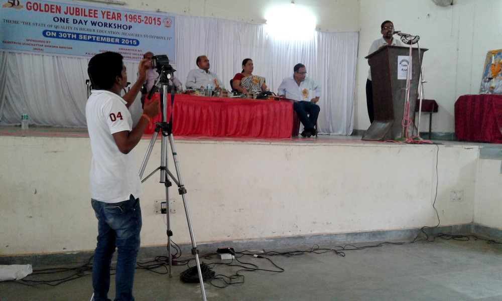 One Day Workshop - Golden Jubilee of the college