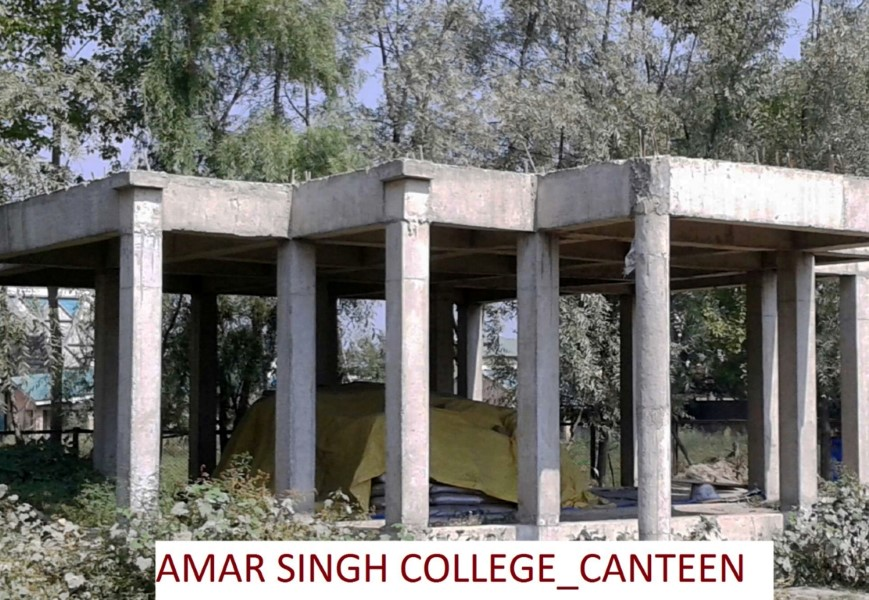 A.S.C. CANTEEN