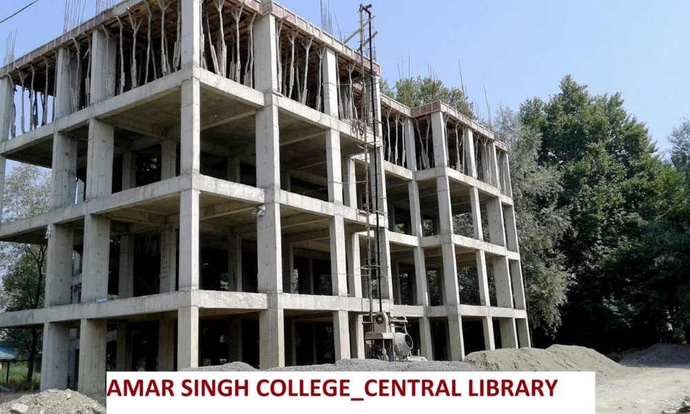 A.S.C. CENTRAL LIBRARY