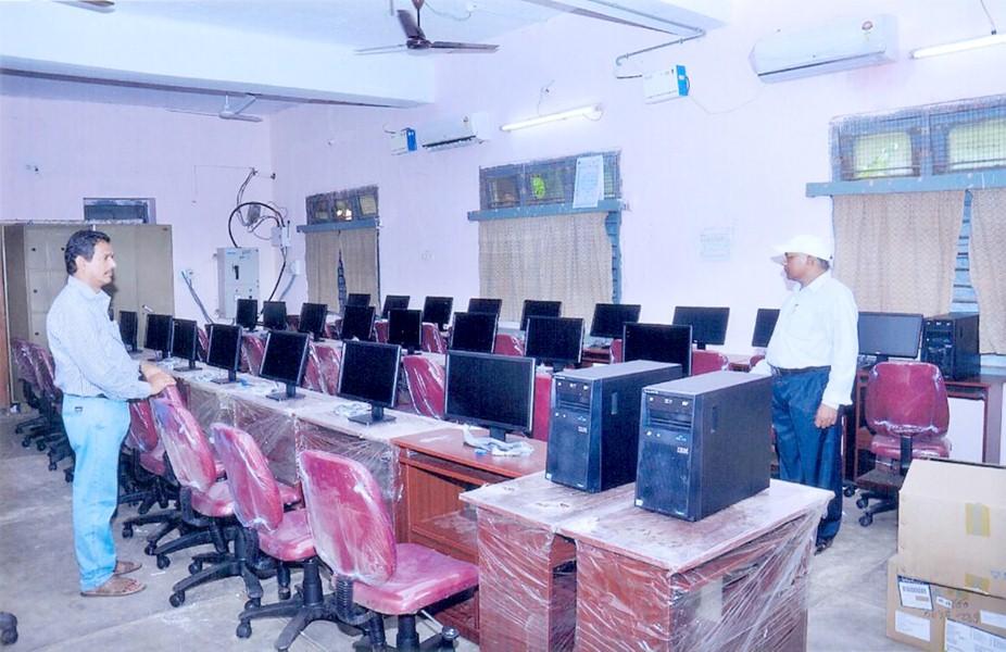 BB Clg Rairakhol - Computer Lab