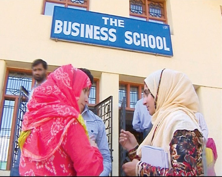 Business School - J&K