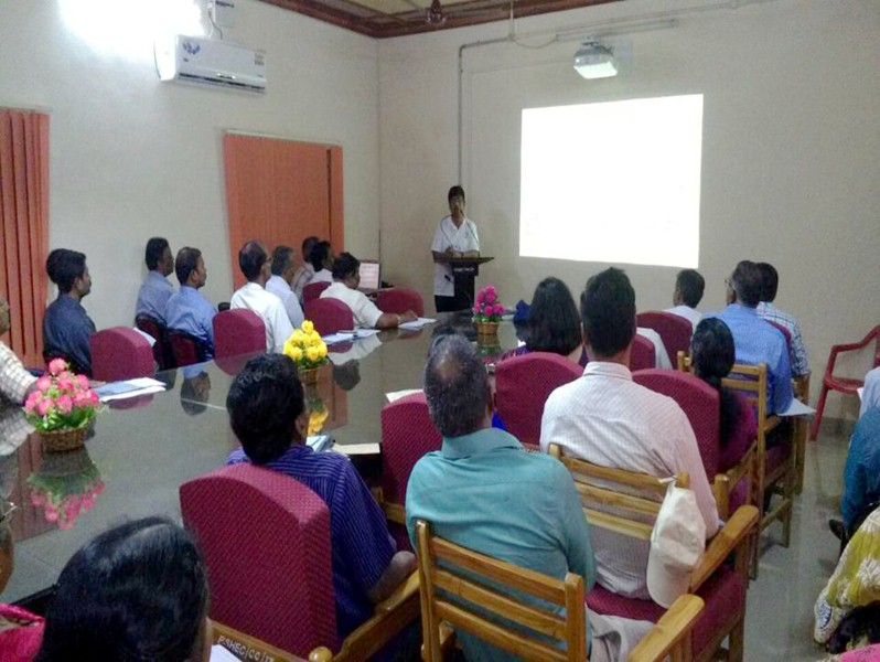 Buyers training on GEM (1)