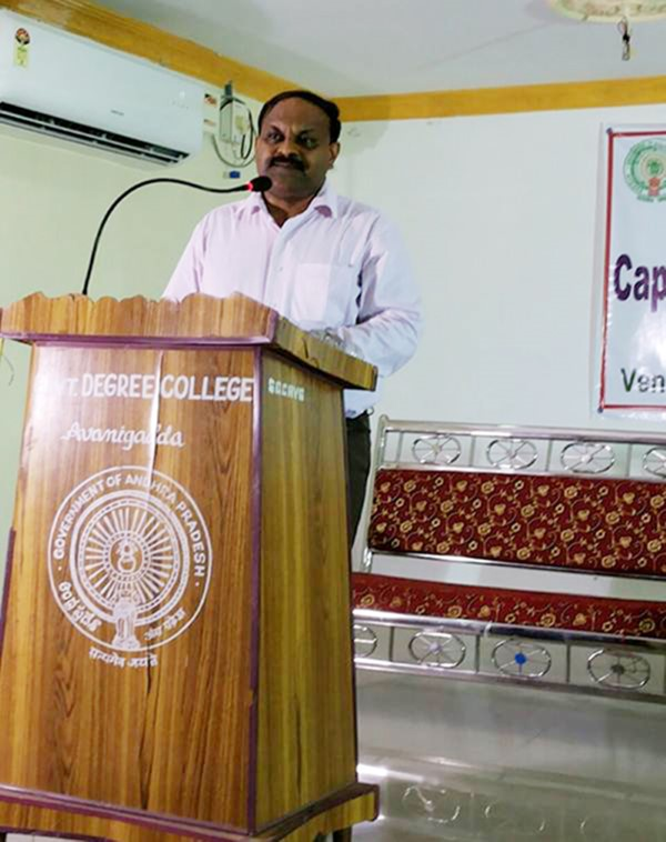 Capacity Building for College Prinicpals and Faculty