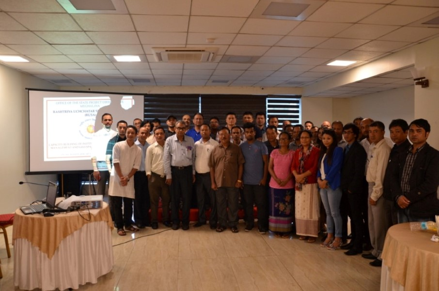 State Level Workshop on PFMS & Bhuvan App