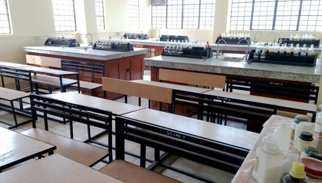 Infrastructure Grants to Tadong College - Classrooms (3)