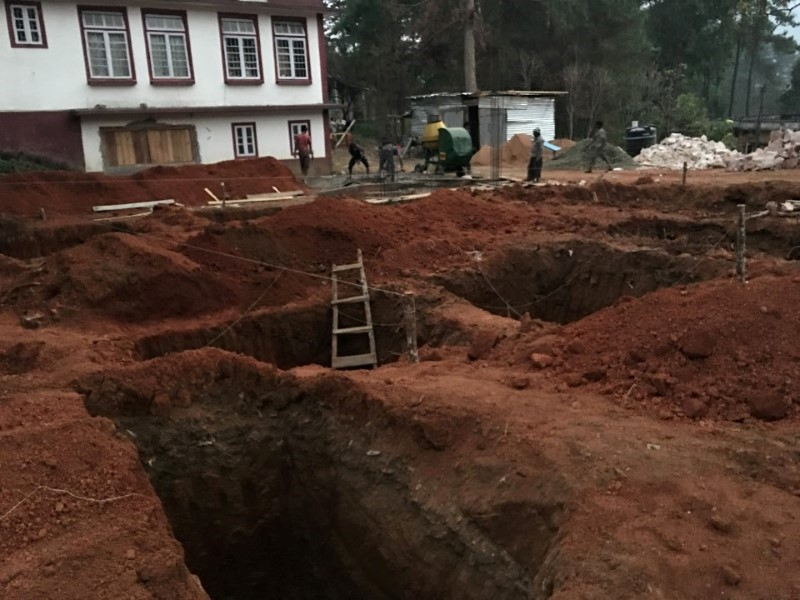Construction Work under RUSA (2)