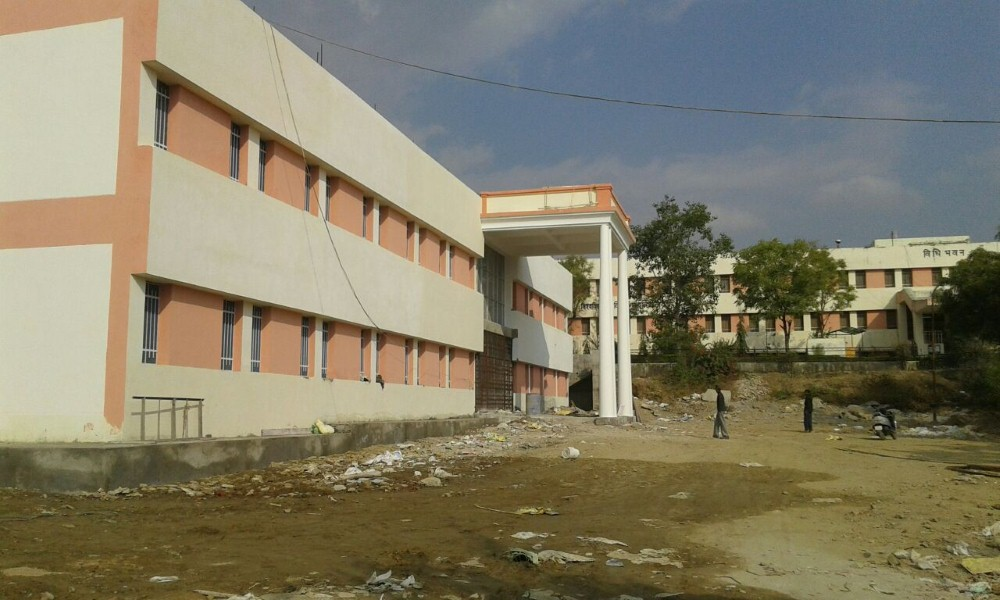 Construction of Moot Court at Mohan Lal Sukhadiya University, Udaipur