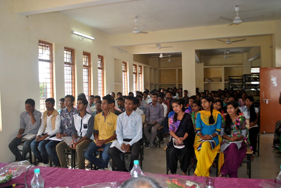 One Day Workshop - Govt. College Bhanpuri