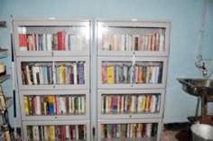 Deogarh Clg Deogarh - Library