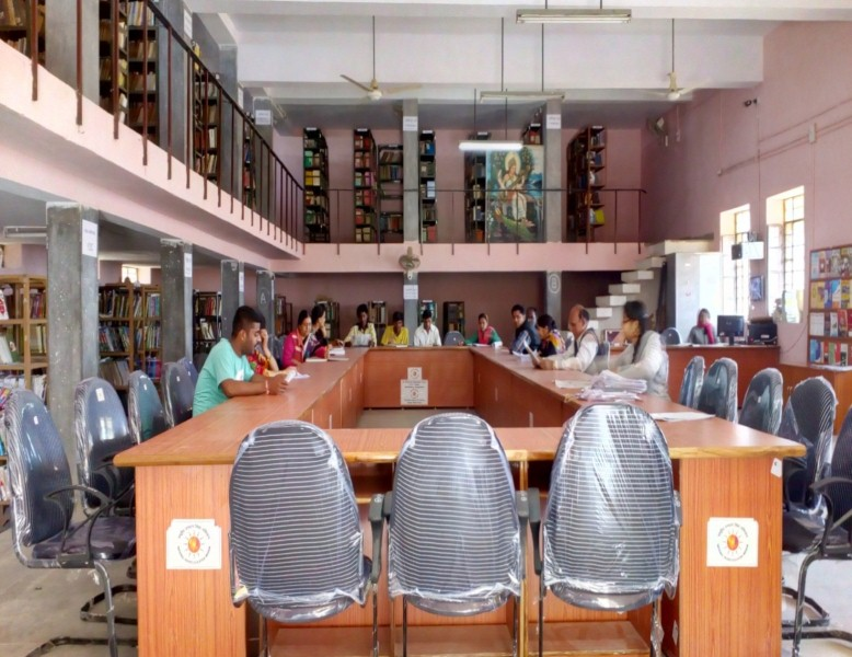 Furniture and Books Procured by Govt. College, Nimbahera