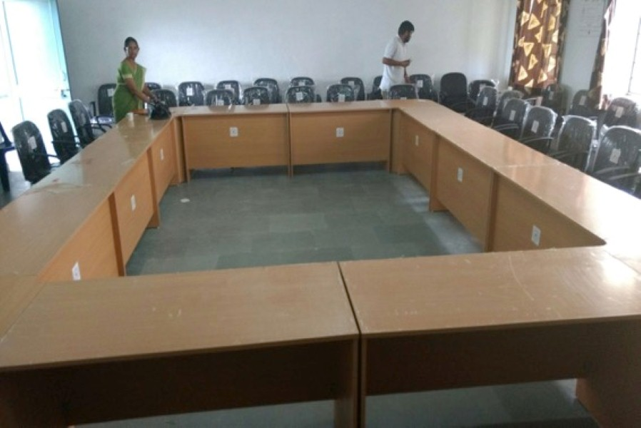Furniture for Seminar Room at Govt. College, Rajsamand