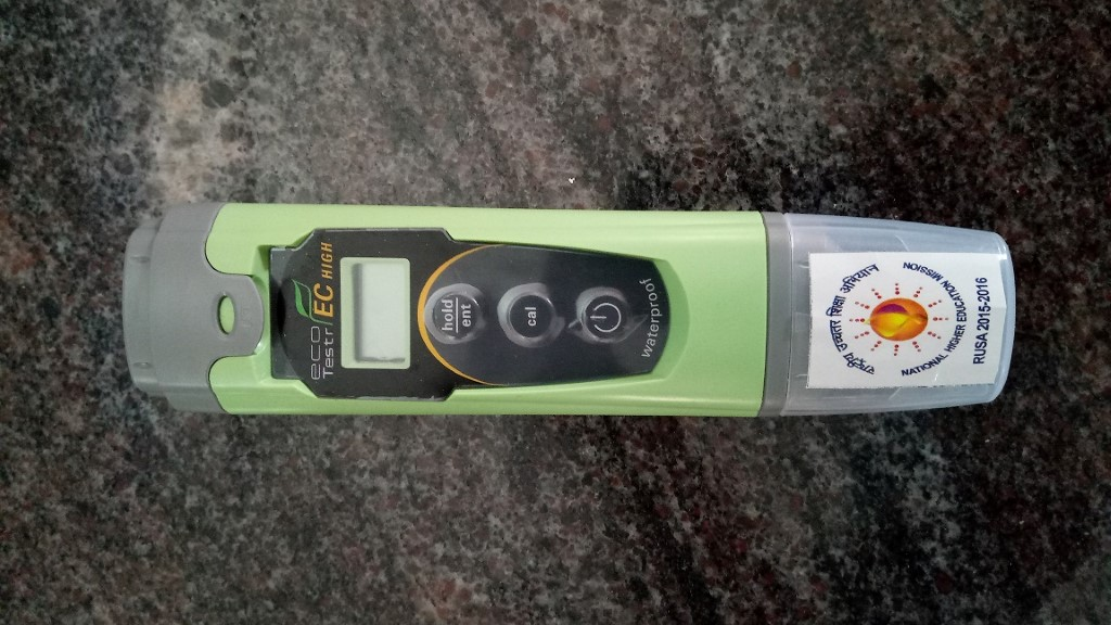 GAC Udumalpet Pen type pH meter (p)