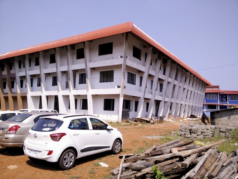 Goa Engg College Comp Building