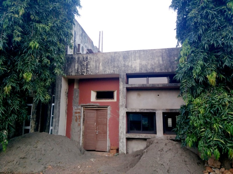 Goa Engg College Comp Building 7