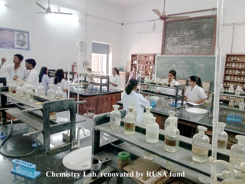 Govt. Deg. College, Sundargarh - Chem Lab