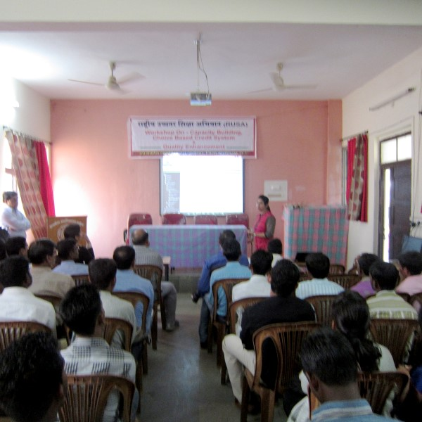Workshop on Capacity Building