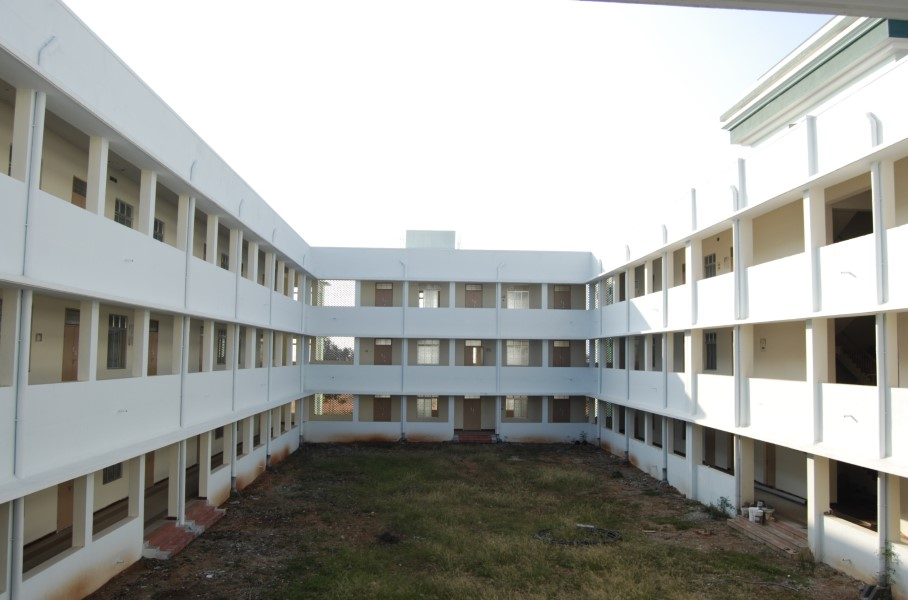 Vedasundar College - Interior