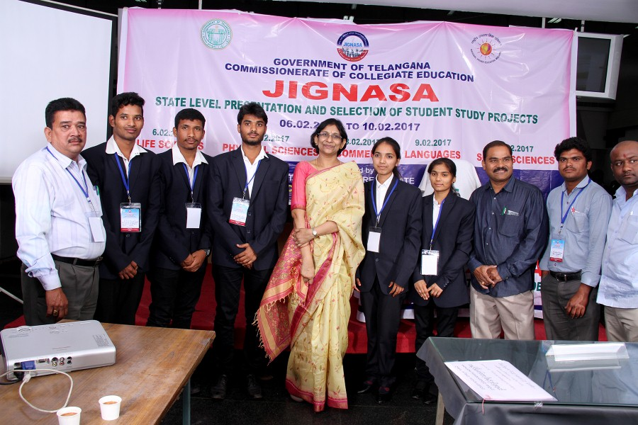 JIGNASA - Students Study Projects