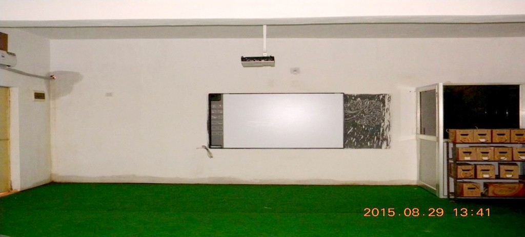JN Clg Patnagar - Projector