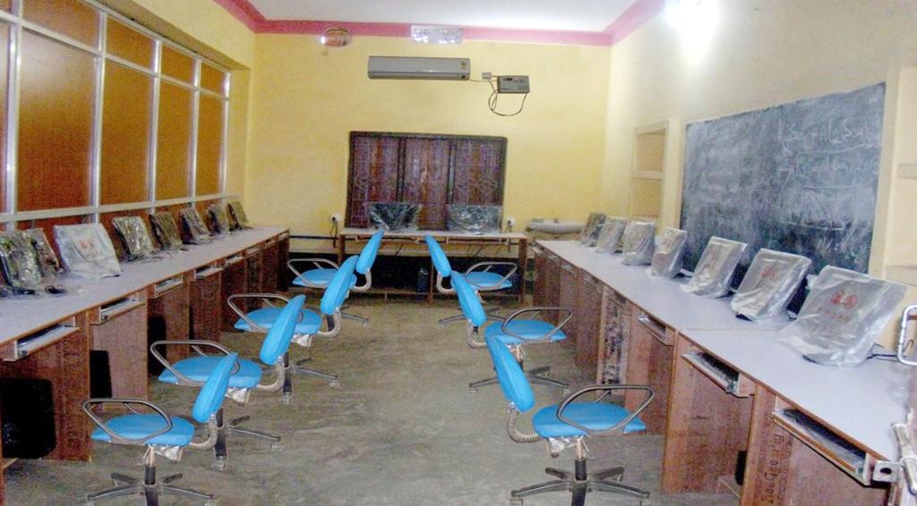LN Clg Jamsuli - Computer Lab
