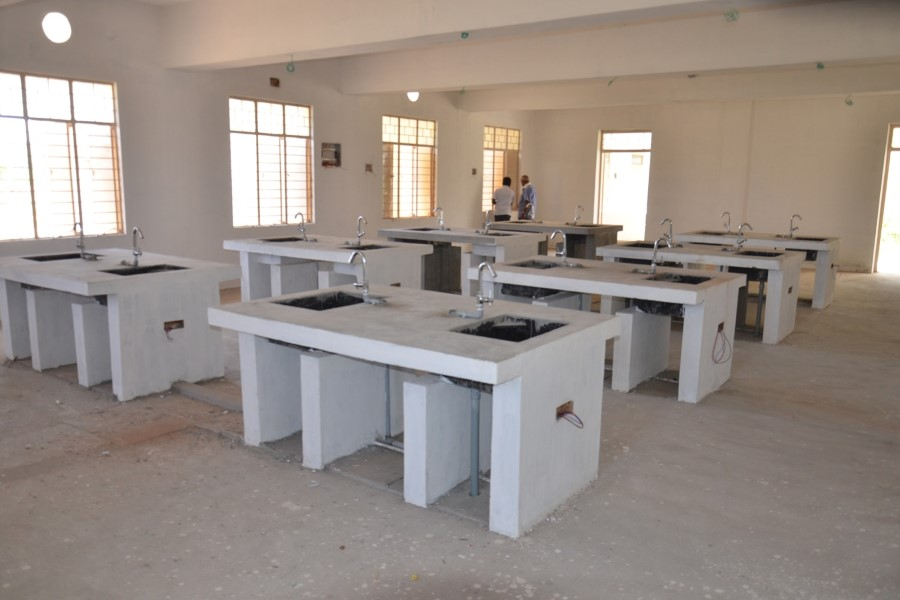 Kottur College - Lab