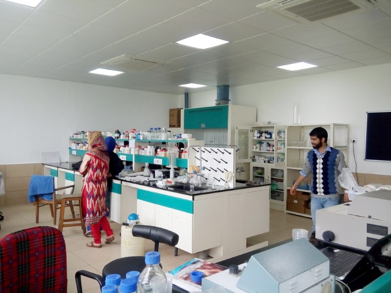 Labs Upgradation - J&K