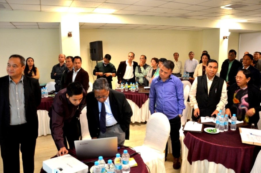 Launch of RUSA meghalaya Website