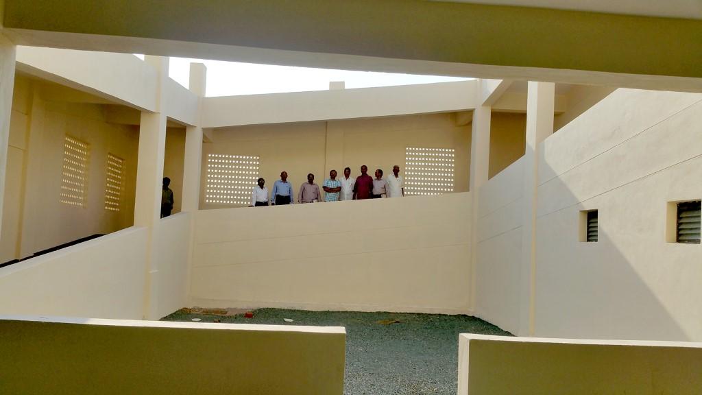 Model Degree College Main Building