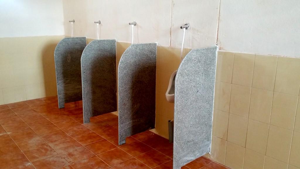 Model Degree College Men's Toilet