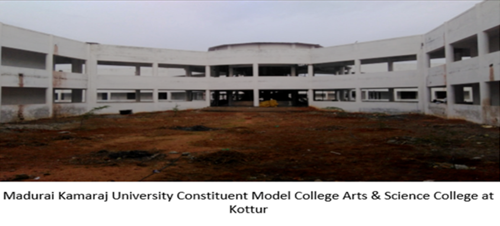Model College of Arts & Science, Kottur