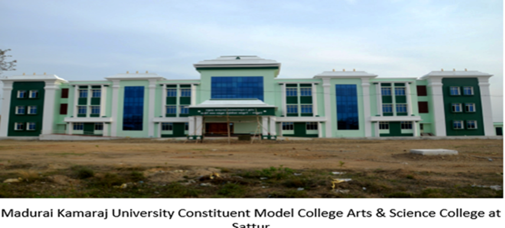Model College of Arts & Science, Sattur