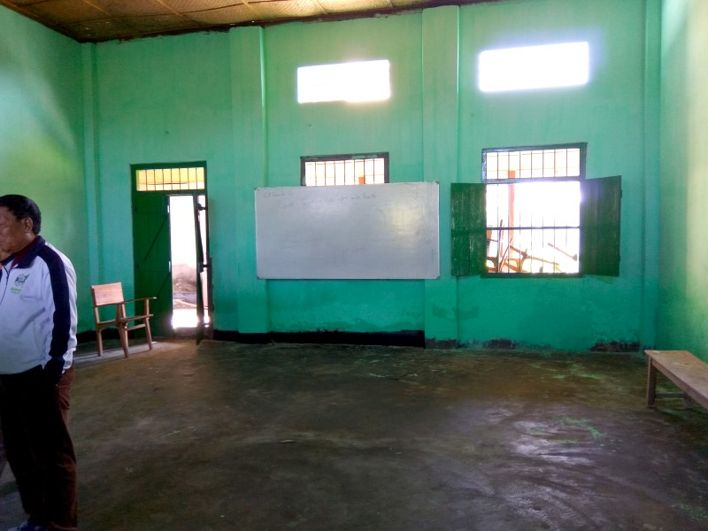 NG College - Classroom