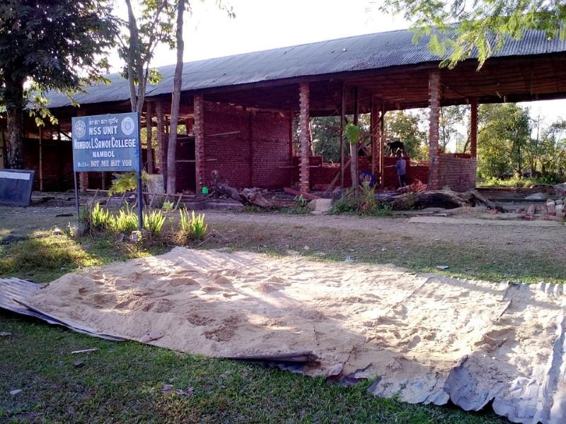 Nambol L.Sanoi College (1)
