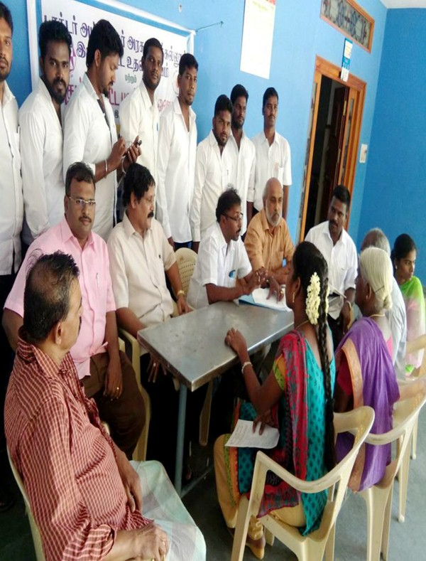 PERIODICAL LEGAL AID CAMPS AT RURAL VILLAGES (1)