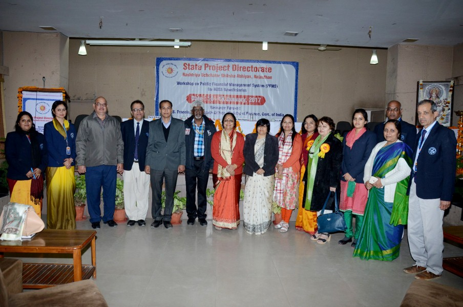 PFMS workshop for RUSA Beneficiaries (7)