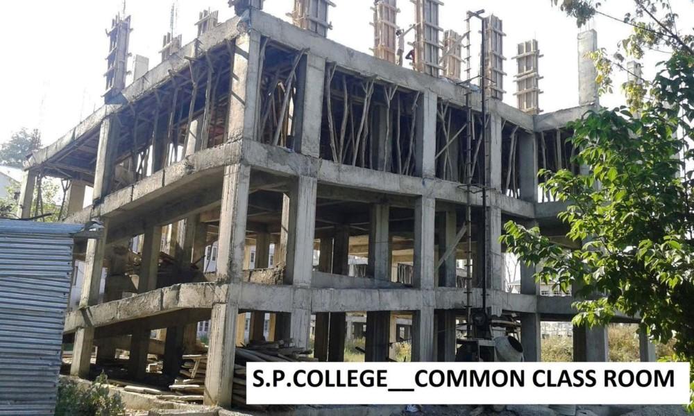 S.P.C. COMMON CLASS ROOM