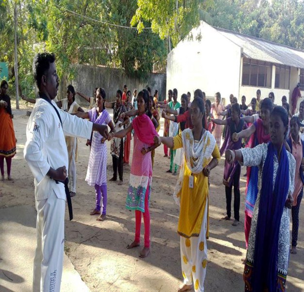 SELF-DEFENCE PROGRAMMES FOR GIRLS IN ALL THE COLLEGES (2)