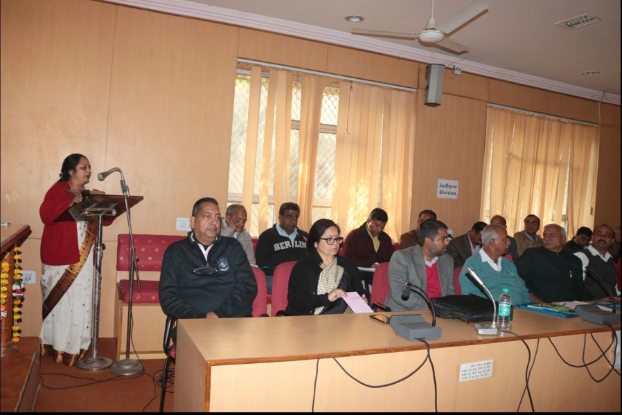 Second Zonal RUSA Monitoring Workshop- Udaipur Jodhpur Divisions (3)