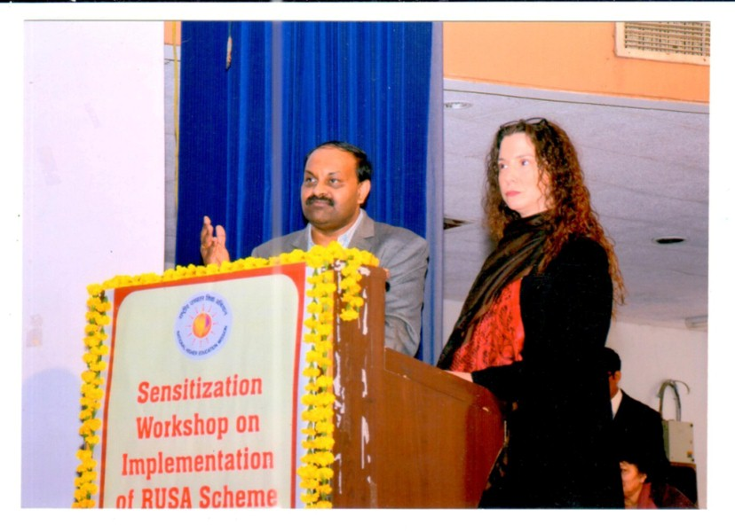 Sesitization Workshope on RUSA scheme (4)
