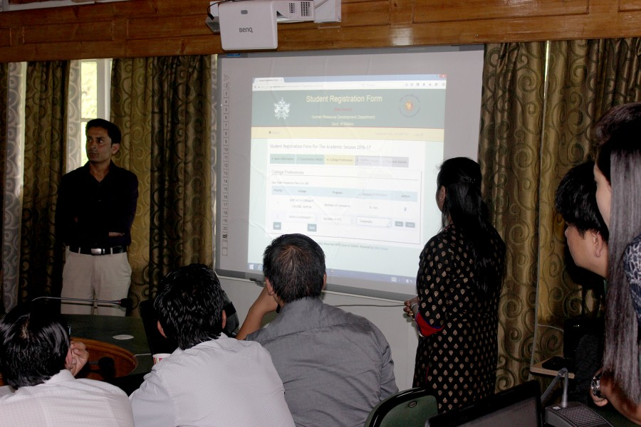 Training for Admission Registration (24)
