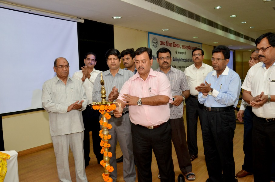 Workshop on Capacity Building (2)