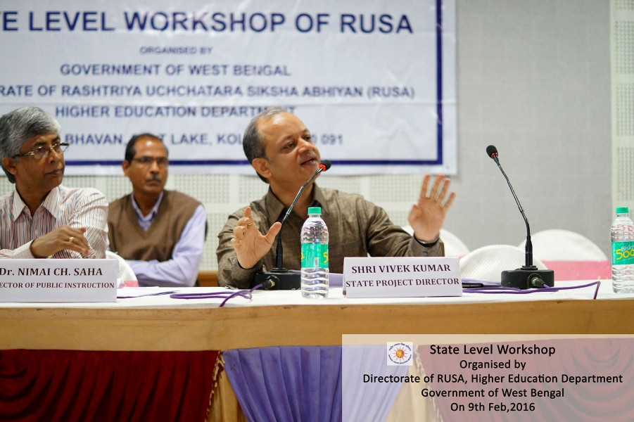 Workshop on NAAC Accredition, WB (1)