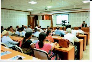 Workshop on Financial & Procurement Management on 10-12 May 2016 (2)