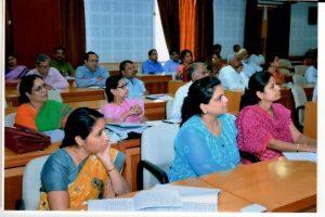 Workshop on Financial & Procurement Management on 10-12 May 2016 (5)