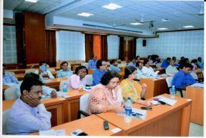Workshop on Financial & Procurement Management on 10-12 May 2016 (6)