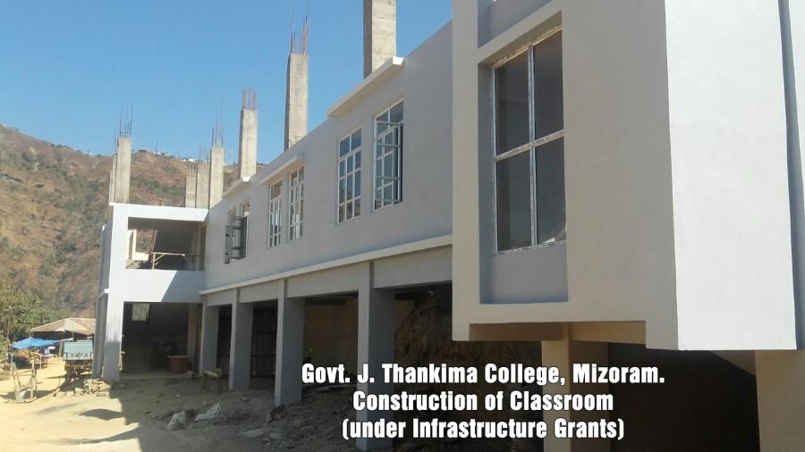 Govt. Jthankima College