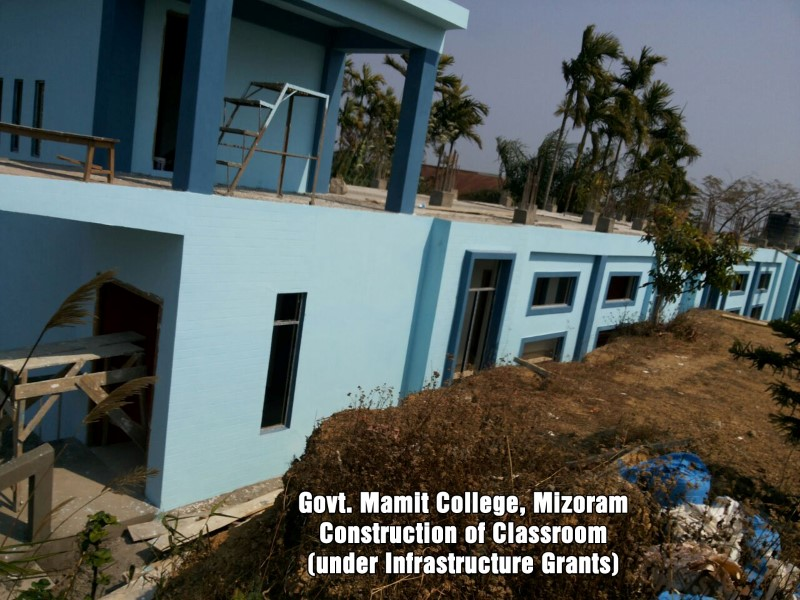 Govt.Mamit College