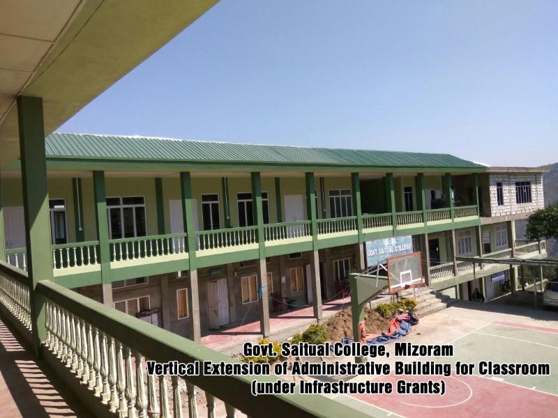 Govt. Saitual College, Mizoram