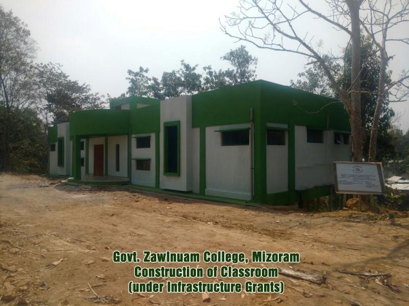 Govt. Zawlnuam College, Mizoram